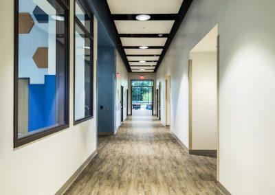 Amego-Hallway