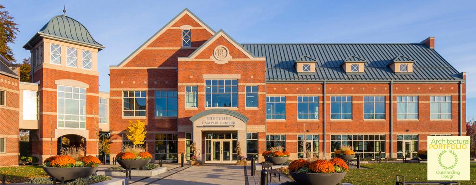 Fuller Campus Center | Becker College