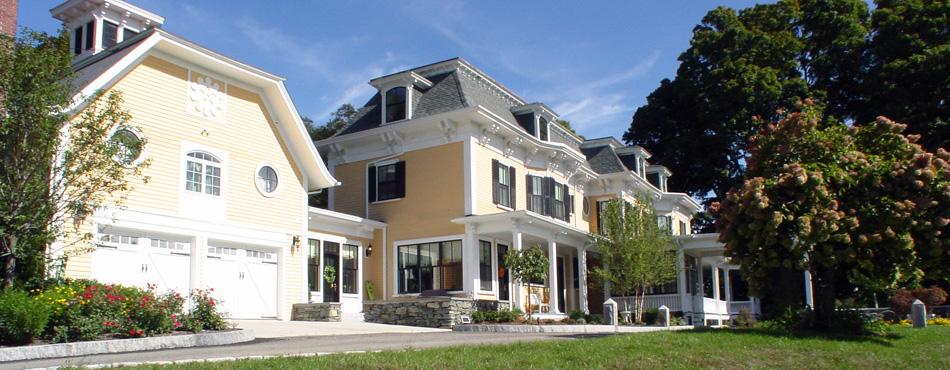 Second Empire Estate | Grafton, MA