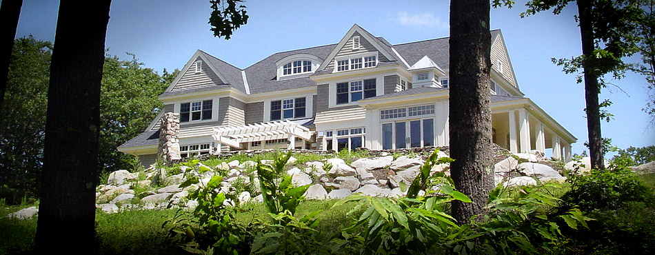 Shingle Style Estate | Boylston, MA