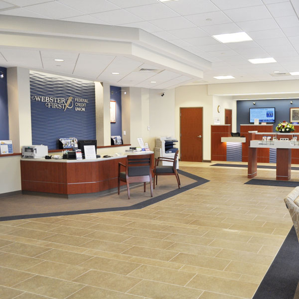 Webster First Federal Credit Union Hopkinton Branch